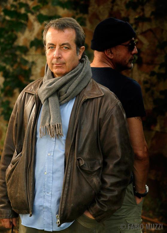 Foto Luigi Carletti e Agente Kasper