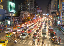 Foto Sukhumvit Road, Bangkok
