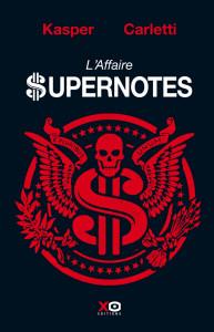 Cover L'affaire Supernotes